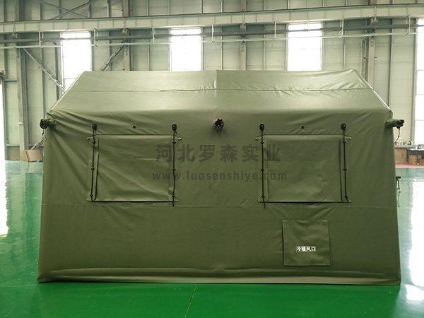 充气帐篷好不好