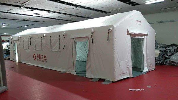 充气帐篷内衬缝制标准