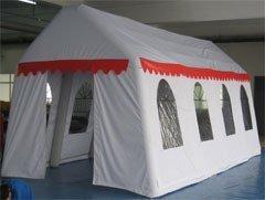 32平米充气帐篷(侧面)
