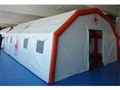 医疗充气帐篷1