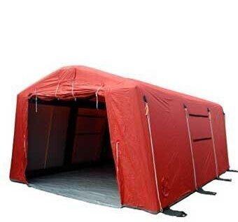 扬州普天洗消充气帐篷