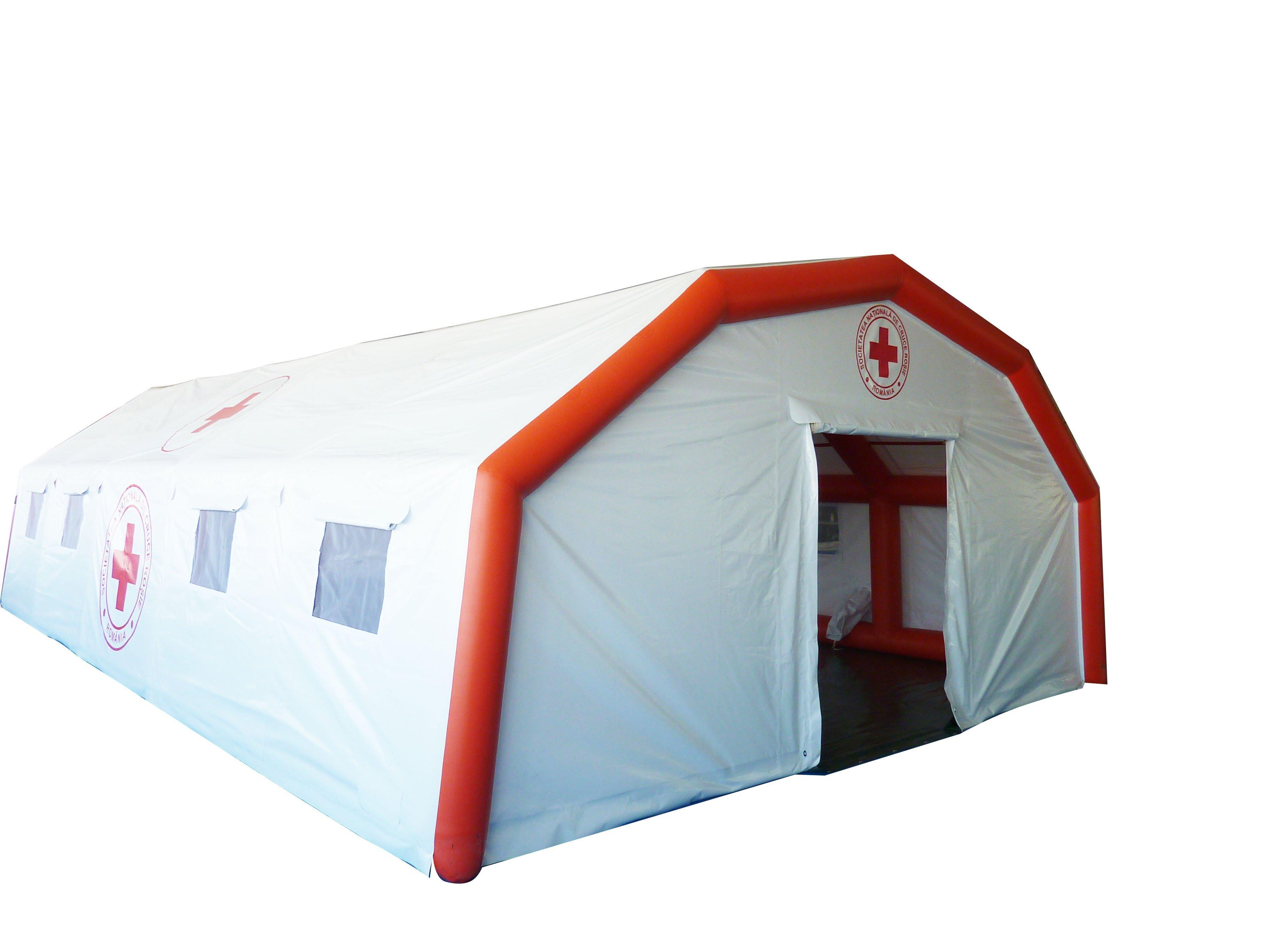 60㎡医用充气帐篷