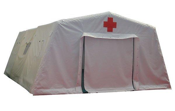 医用充气帐篷