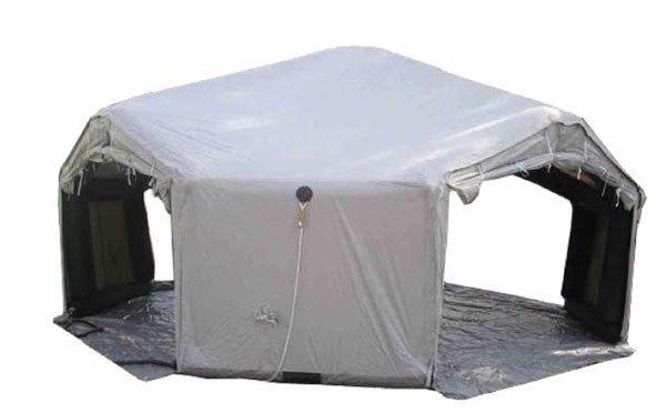 连接式充气帐篷6X6
