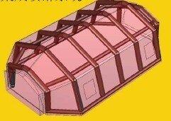 充气帐篷VIII-1