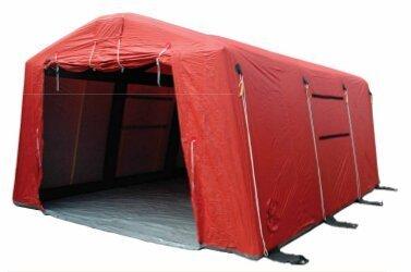 公众洗消充气帐篷 III