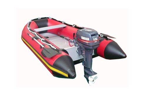 挂机式充气艇1