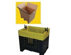 垃圾箱与垃圾盒
