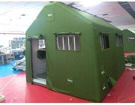 12平米牛津布充气帐篷