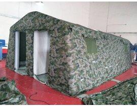 大型公共洗消充气帐篷