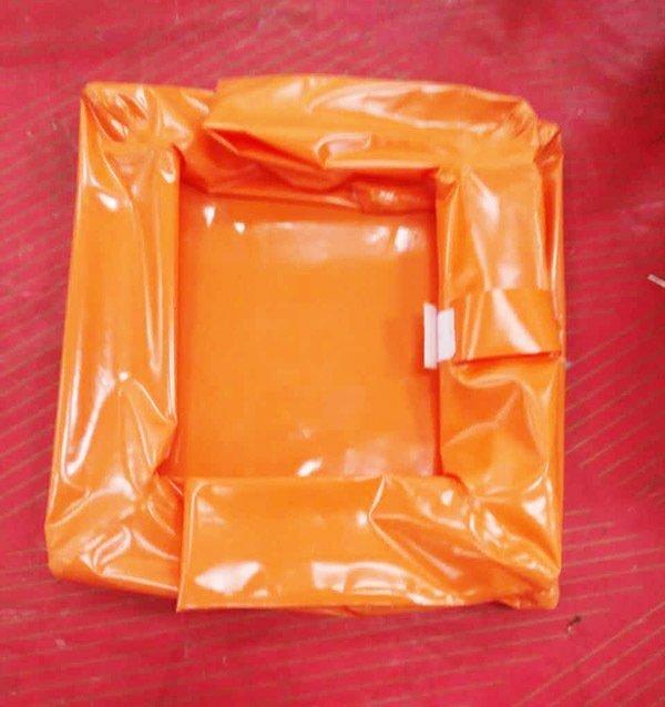 橘红色洗消机框架