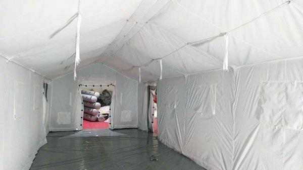 48㎡大型充气帐篷