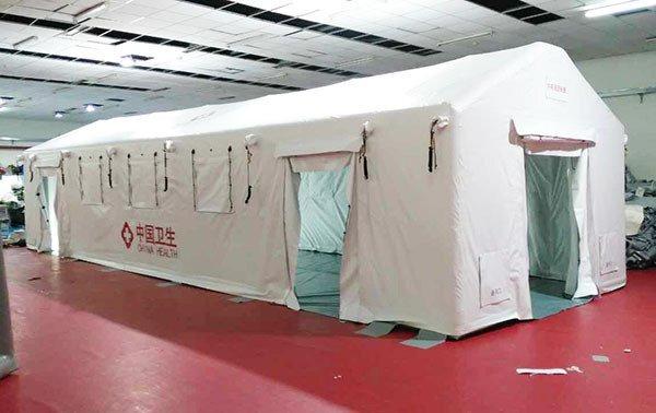 救灾充气帐篷的选择