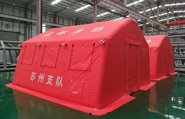 15㎡消防充气帐篷