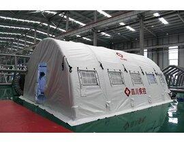 36㎡PVC高压帐篷